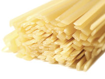 Fettuccine pasta Stock Image