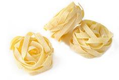 Fettuccine pasta Royalty Free Stock Photo