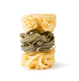 Fettuccine pasta Royalty Free Stock Image