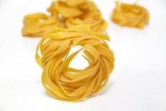 Fettuccine Royalty Free Stock Photography
