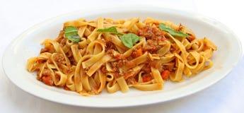 Fettucine Stock Image