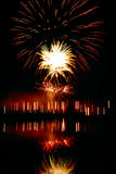 Feu d'artifice Image stock