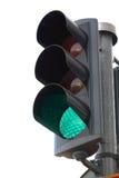 Feu de signalisation Images libres de droits
