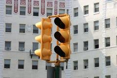Feu de signalisation Photographie stock