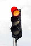 Feu de signalisation Image libre de droits
