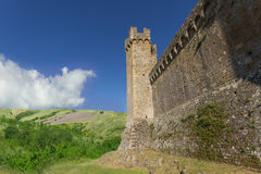 Feudal Castle Stock Images