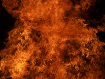 Feuer [2] Lizenzfreies Stockbild