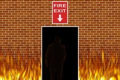 Feuer lizenzfreie stockfotos