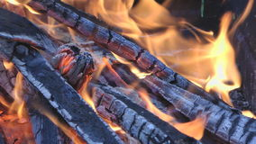 Feuer. stock video footage