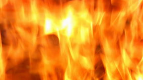 Feuer stock video footage