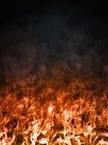 Feuer-Beschaffenheit Stockfotografie