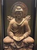 Feuer Buddha Lizenzfreies Stockfoto
