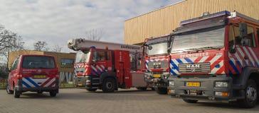 Feuer deparement Lizenzfreie Stockbilder