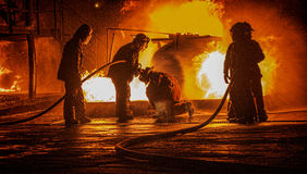 Feuer-Engel Lizenzfreie Stockfotos