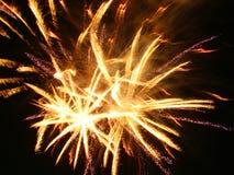 Feuer-Hintergrund Stockbild