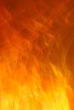 Feuer Hintergrund-d stockfoto