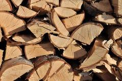 Feuer-Holz Lizenzfreies Stockbild
