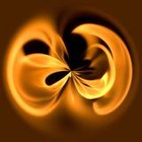 Feuer-Kreis Stockfotos