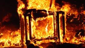 Feuer-natürliches Element lizenzfreie stockfotos
