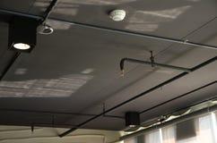 Feuer-Sicherheit und Berieselungsanlage Lizenzfreie Stockbilder