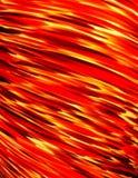 Feuer-Sturm-Beschaffenheit Lizenzfreie Stockfotos