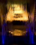 Feuer-und Wasser-Hintergrund/Beschaffenheit Lizenzfreie Stockfotos