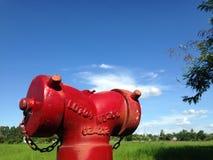 Feuerbehälter Lizenzfreies Stockbild