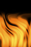 Feuerbeschaffenheit Lizenzfreie Stockfotografie