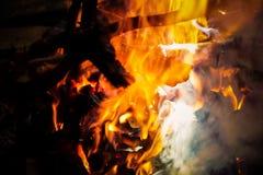 Feuerbeschaffenheit Stockbilder
