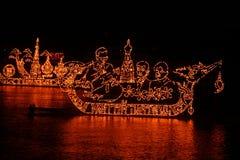 Feuerboot Lizenzfreies Stockfoto