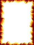 Feuerfeld stock abbildung