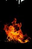 Feuerformen Lizenzfreie Stockbilder