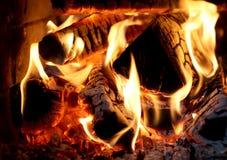 Feuerholz lizenzfreies stockfoto
