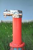 Feuerhydrant stockbilder