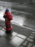 Feuerhydrant Stockfoto