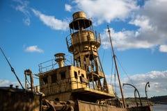 Feuerschiff keine 72 Stockbild