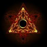 Feuersymbol Stockbild