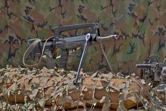 Feuerwaffe FAMAS Stockbild