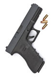 Feuerwaffen-Sicherheit Lizenzfreies Stockfoto