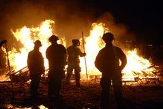 Feuerwehrmänner Lizenzfreie Stockfotos