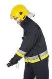 Feuerwehrmann Lizenzfreies Stockfoto