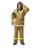 Feuerwehrmann Lizenzfreies Stockbild