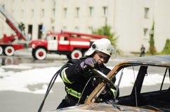 Feuerwehrmann Lizenzfreie Stockfotos