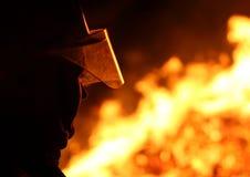 Feuerwehrmann Stockfotografie