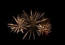 Feuerwerk lizenzfreies stockbild