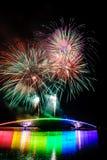 Feuerwerk Lizenzfreie Stockfotografie