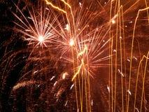 Feuerwerk Stockfotografie
