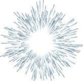 Feuerwerk lizenzfreie abbildung