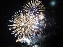 Feuerwerk feuerwerk Lizenzfreies Stockfoto