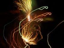 Feuerwerk in voller Explosion 8 lizenzfreie stockbilder